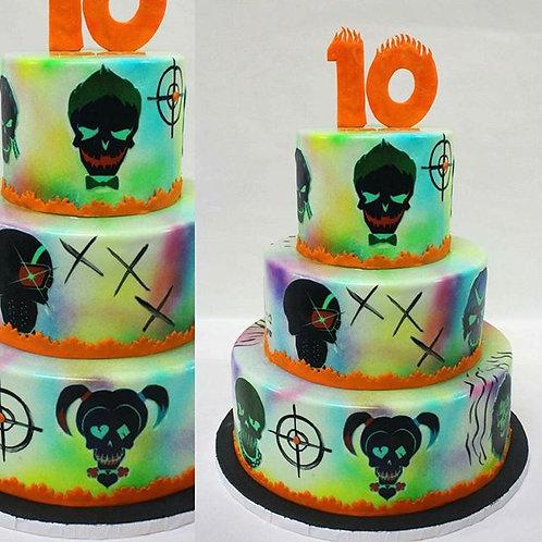 Target: Cake