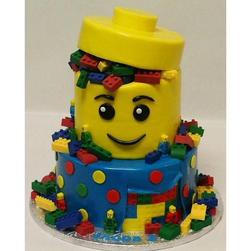 The Lego Inside