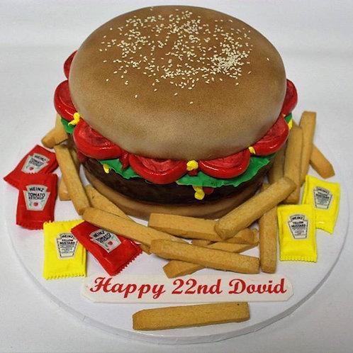 Burger n' Fries
