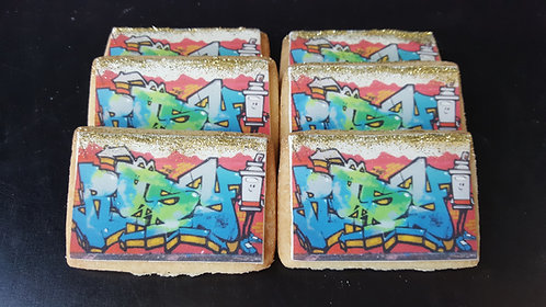 Graffiti Cookies