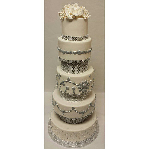 8 Tiered Cake
