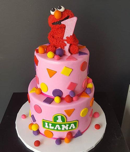 Elmo & Shapes