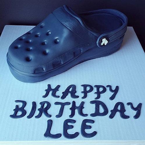 Crocs Cake