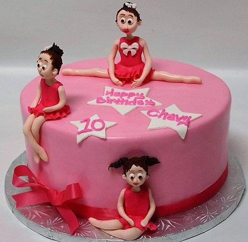 Splits Cake