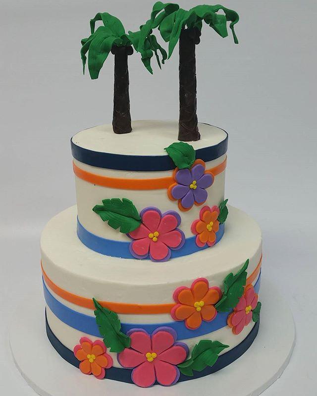 Pleasing Aloha Dreams Cake Co Birthday Cards Printable Trancafe Filternl