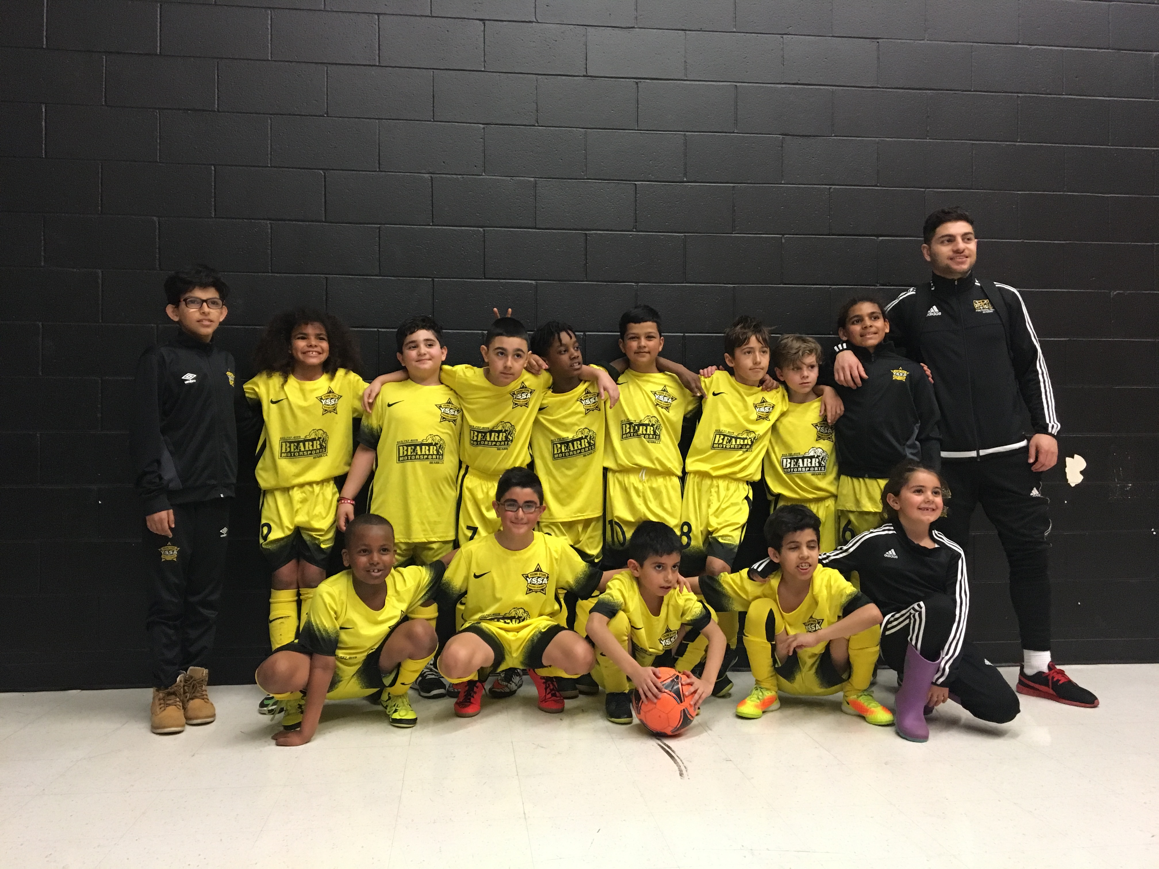 U10 Elite FC Champions