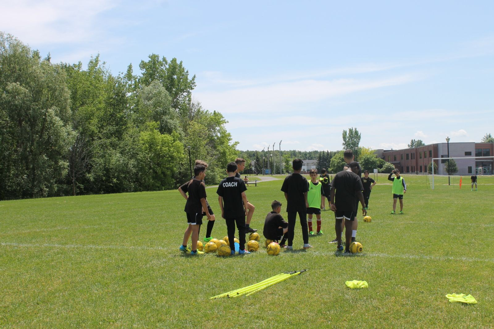 U14 Elite FC Training