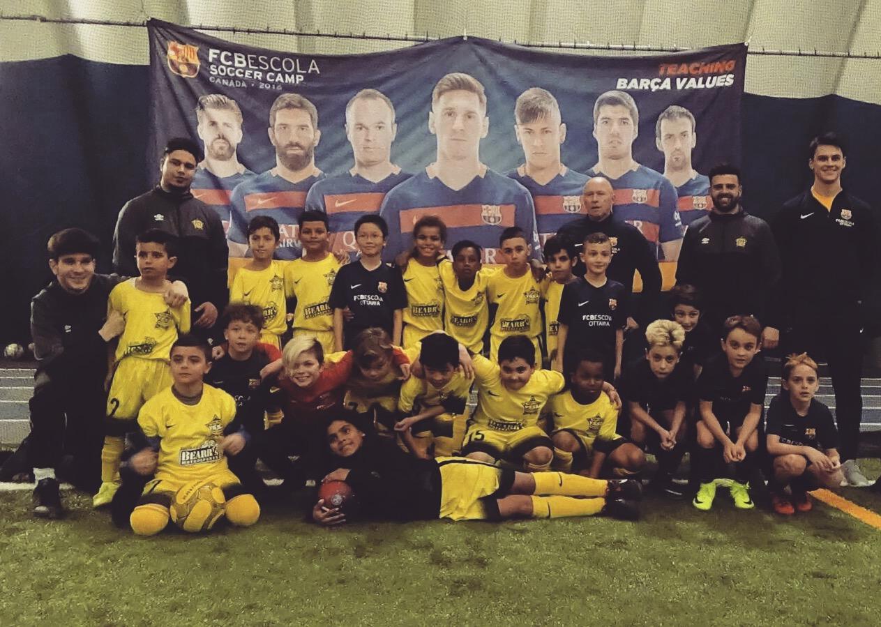 YSSA U10 Elite x FC Barcelona U10