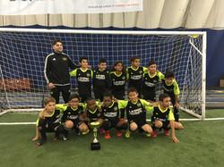 U12 EDL Champions