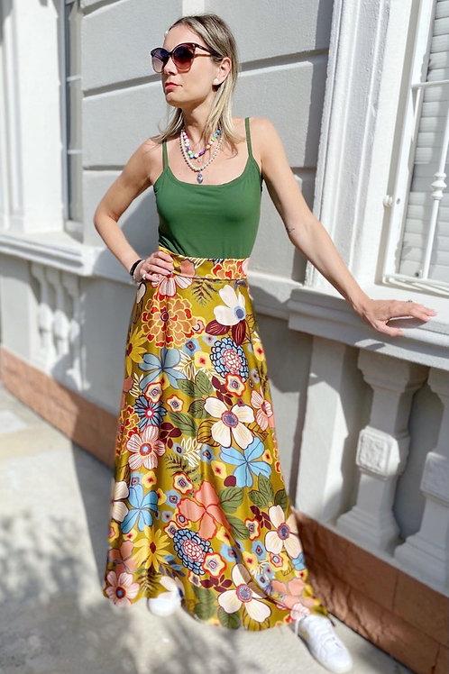 FRIDA - fiori  multicolor -
