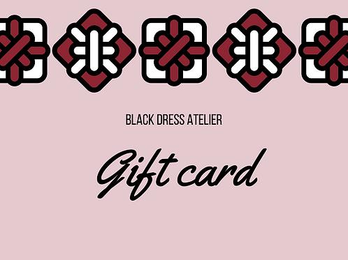 GIFT CARD PLUS
