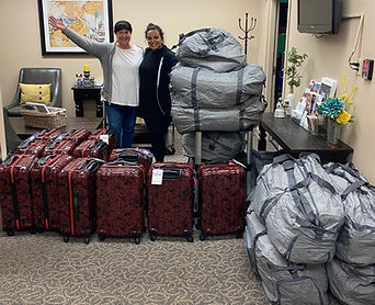 Foster Grad Gifts, luggage
