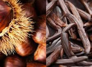 Warm Touches of Vanilla and Chestnuts