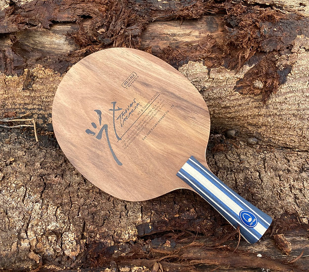 相思木桌球拍-純木七夾