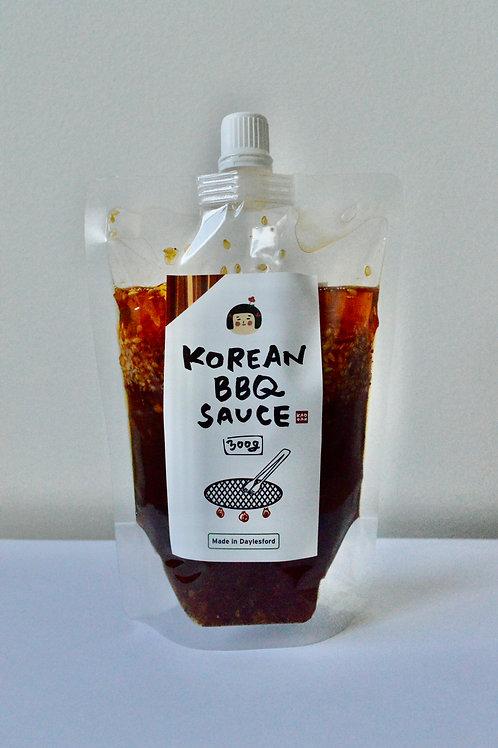 Korean BBQ Sauce by kaokao