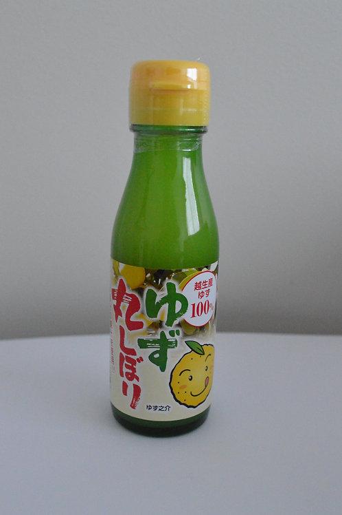 100% Yuzu Juice 100ml