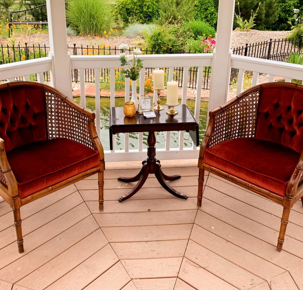 Kyla Chairs Styled