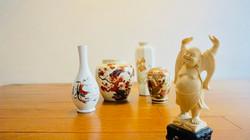 Floreros de Porcelana