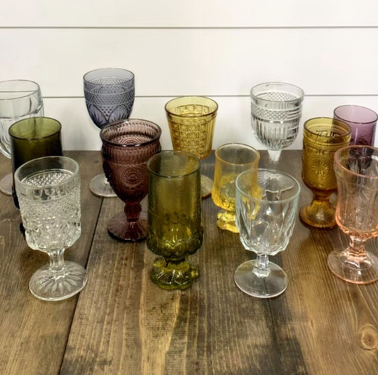Assorted Goblets