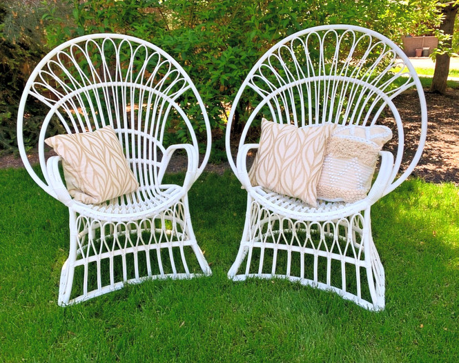 Charmaine Peacock Chairs