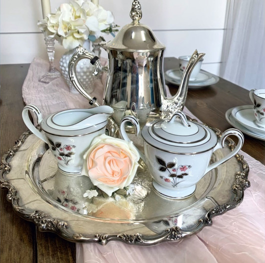 Children's Tea Setting