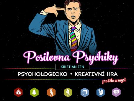 Společenská hra Posilovna Psychiky!