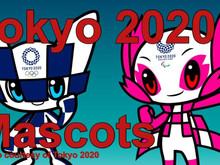 Tokyo 2020 Mascots are Super cute