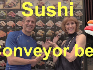 Sushi Conveyor belt Video