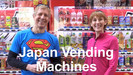 Japan Vending Machines Video