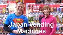 Japan Vending Machines Video