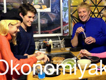 Okonomiyaki Video Family Adventure