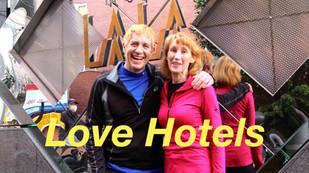 Love Hotels Shibuya Tokyo Japan