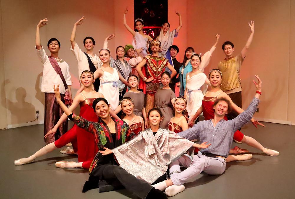 Abc-Tokyo Ballet