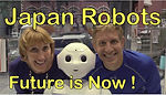 Robots Tokyo Japan