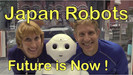 Robots in Japan Video