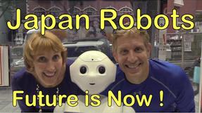 Robots in Japan Video