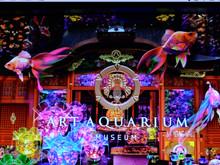 Art Aquarium Museum Tokyo