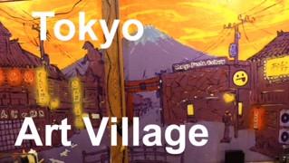 Design Festa Gallery, Art Village