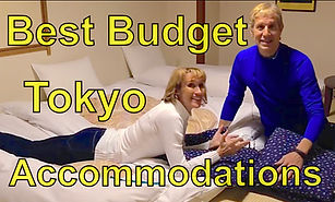 Japan Budget Accomodations