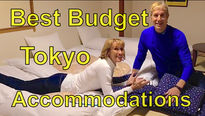 Best Budget Accommodations Tokyo