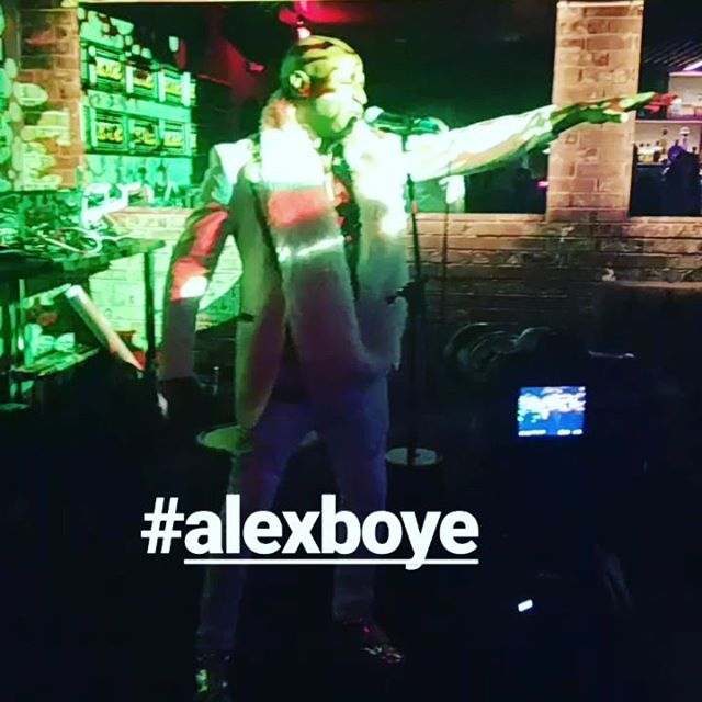 Thank you _alexboye4 and #gerardmorino for smashing it at #noizsociety