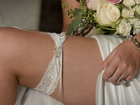 The History and Meaning of the Garter Toss