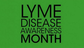 National Lyme Disease Awareness Month