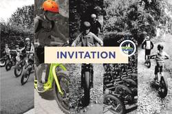 Invitation Trot-e-fun recto