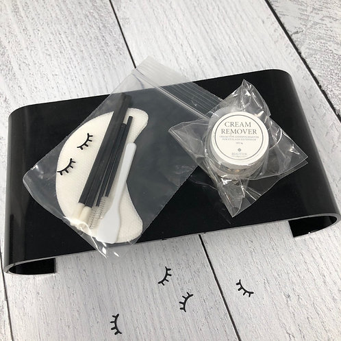 Safe Self-Removal Kit for Eyelash Extensions
