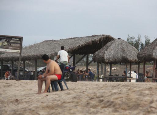 Tráfego de veículos nas praias de Luís Correia é proibido por lei