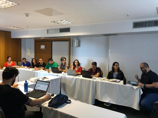 Instituto Tartarugas do Delta participa da Oficina de avaliação das tartarugas marinhas - SALVE