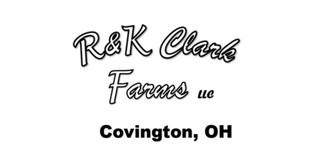 DCTPA Sponsor R&K Clark Farms Logo