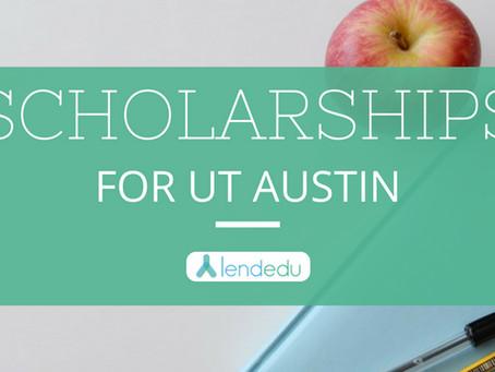 UT Scholarships - The Top 5
