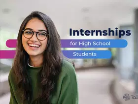 Internships for High School Students